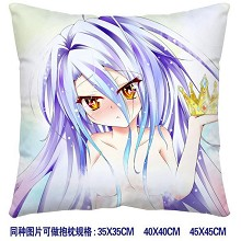 No Game No Life two-sided pillow 4078