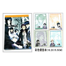 KK notebooks(4pcs)