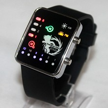 Detective conan 18th binary LED watch