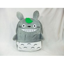 TOTORO plush backpack bag