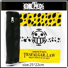 One Piece Law pen bag