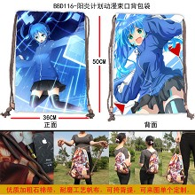 Kagerou Project drawstring bag BBD116
