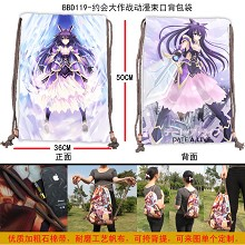 Date A Live drawstring bag BBD119