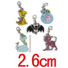 Monster High key chains set