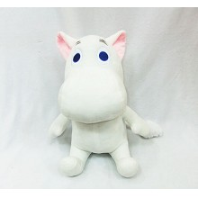 7inches hippo plush