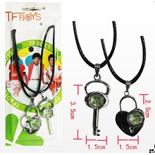 TFboys necklaces