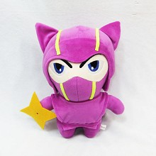 6inches League of Legends plush doll