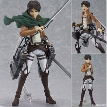 Figma 207 Attack on Titan Eren figure