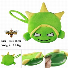 League of Legends plush change purse or zero wallet