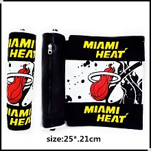 Miami heat pen bag