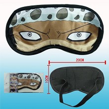 One Piece Law eye patch