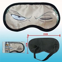 One Piece zoro eye patch