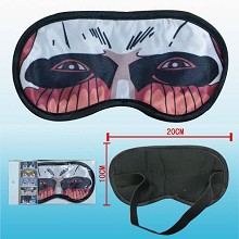 Attack on Titan eye patch