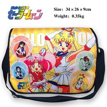 Sailor Moon canvas satchel shoulder bag