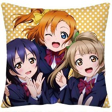 Love Live two-sided pillow 4093