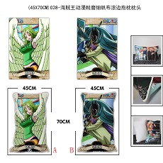 One Piece two-sided pillow(45X70CM)028
