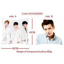 EXO star two-sided pillow(45X45)BZ884