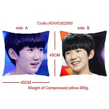 EXO star two-sided pillow(45X45)BZ890