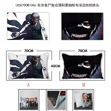 Tokyo ghoul two-sided pillow(45X70CM)006