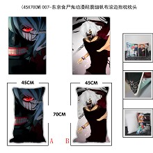 Tokyo ghoul two-sided pillow(45X70CM)007