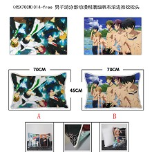 Free! two-sided pillow(45X70CM)014