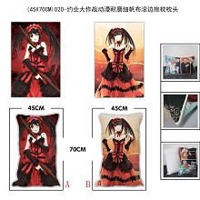 Date A Live two-sided pillow(45X70CM)020