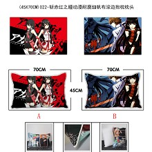 Akame ga Kill! two-sided pillow(45X70CM)022