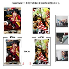One Piece two-sided pillow(45X70CM)027