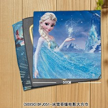 Frozen towel(50X50)DFJ051