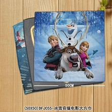 Frozen towel(50X50)DFJ055