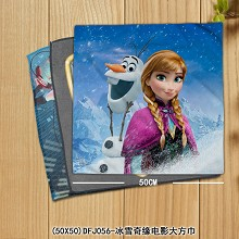 Frozen towel(50X50)DFJ056