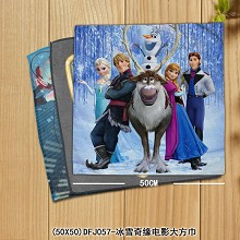 Frozen towel(50X50)DFJ057