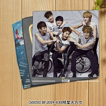 EXO star towel(50X50)DFJ059