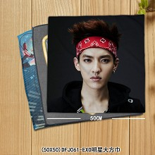 EXO star towel(50X50)DFJ061
