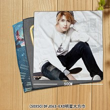 EXO star towel(50X50)DFJ063