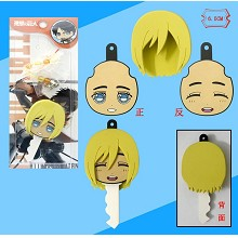 Attack on Titan phone dust plug/Pluggy