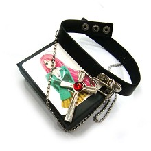 Rosario and Vampire necklace