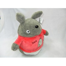 14inches Totoro plush doll(red)