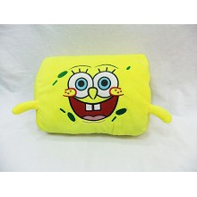 SpongeBob plush warm hand pillow