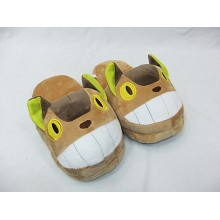TOTORO plush slippers/shoes a pair