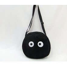 TOTORO plush satchel/shoulder bag