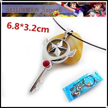 Card Captor Sakura necklace