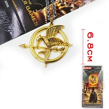The Hunger Games necklace