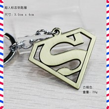 Super man key chain