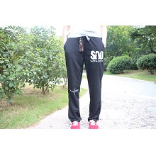 Sword Art Online long trouser