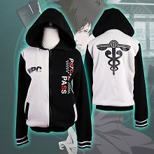 psycho-pass wpc thick hoodie cloth