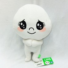 13inches Line rabbit plush doll