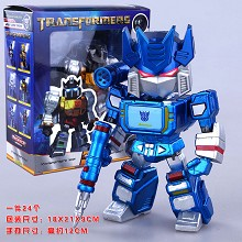 TransFormers Soundwave Figure