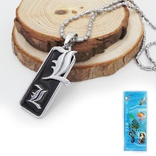 Death Note L necklace