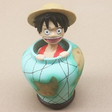 One Piece Luffy Money box